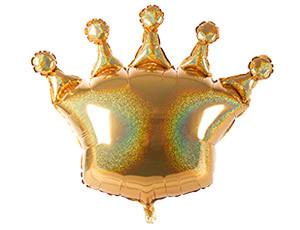 Фольгированные шары фигуры Шар фольга Корона 1207-3232_m1.jpg