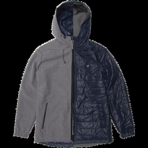 VISSLA North Seas 5K Reversible Jacket