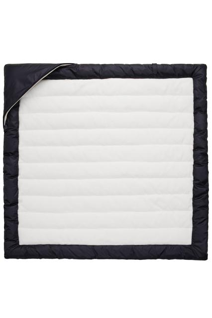 Одеяло-конверт Mansita Дауни цв. синий