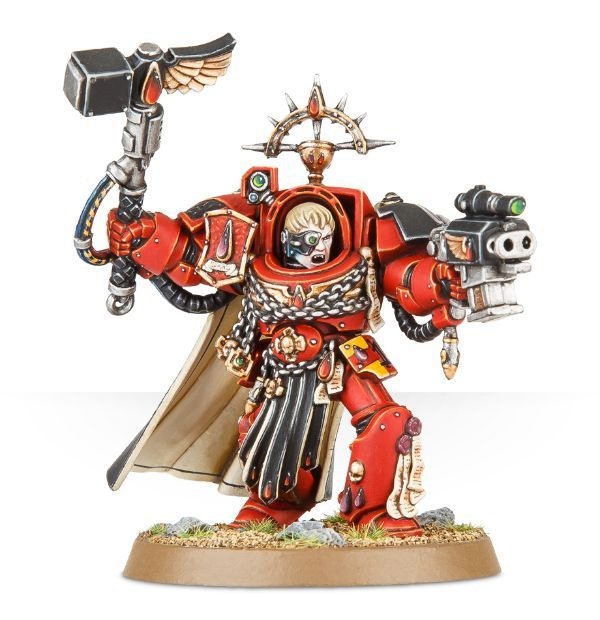 Start Collecting! Blood Angels. Капитан