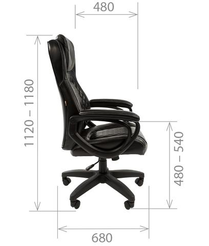 СН-432 Кресло руководителя (CHAIRMAN)