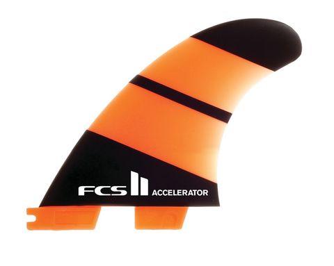 Плавники FCS II Accelerator NEO Glass Thruster, компл. из трех, M