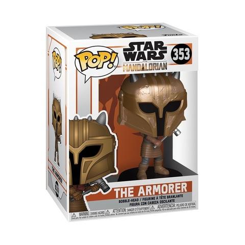 Mandalorian Funko Pop! || The Armorer (Кузнец)