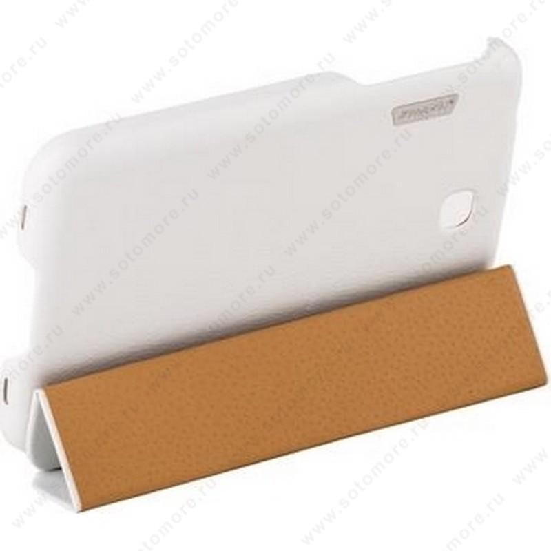 Чехол-книжка Jisoncase Executive для Samsung Galaxy Tab 3 7.0 SM-T2100/ SM-T2110 белый JS-S21-03H00