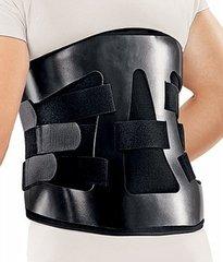 Корсет ортопедический поясничный жесткий с пластиковой рамой