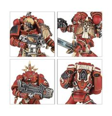 Start Collecting! Blood Angels. Детали