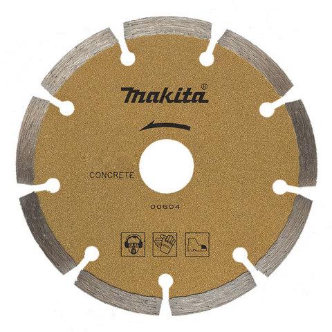 Алмазный диск Makita для бетона 115*20 мм