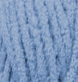 Пряжа Alize Softy Plus 112 голубой
