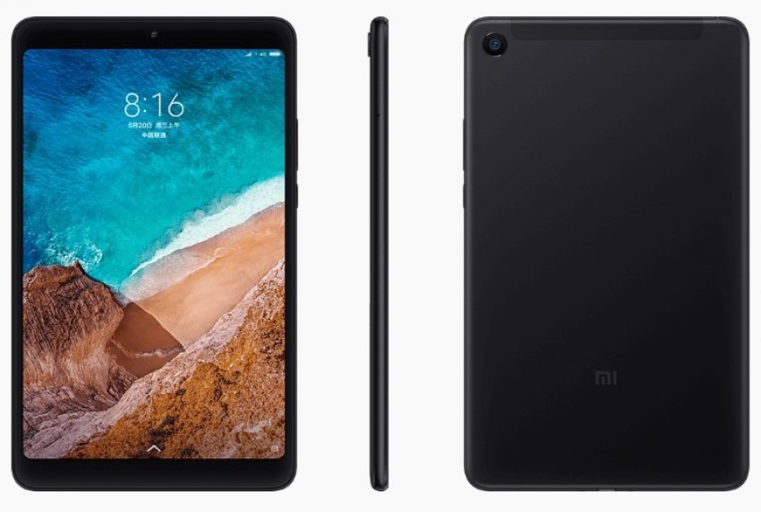 Xiaomi Mi Pad 4 4/64Gb Black