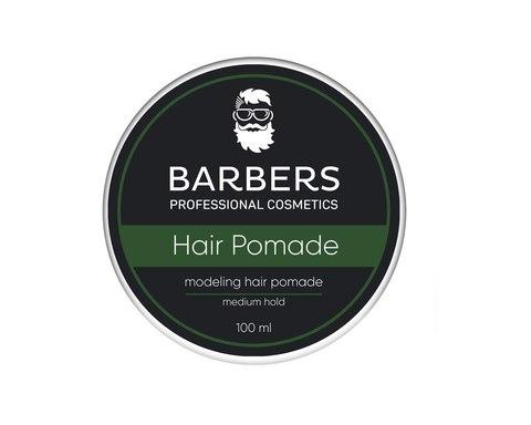 Помада для волос Barbers Modeling Hair Pomade Medium Hold 100 мл (3)