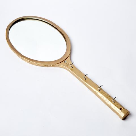 Вешалка-ключница-зеркало