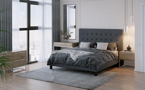 Кровать Proson Madrid Boxspring Standart