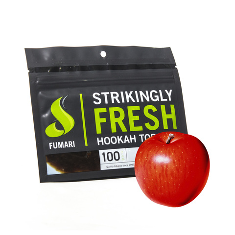 Табак Fumari Fakhfakhina (Красное яблоко) 100 г