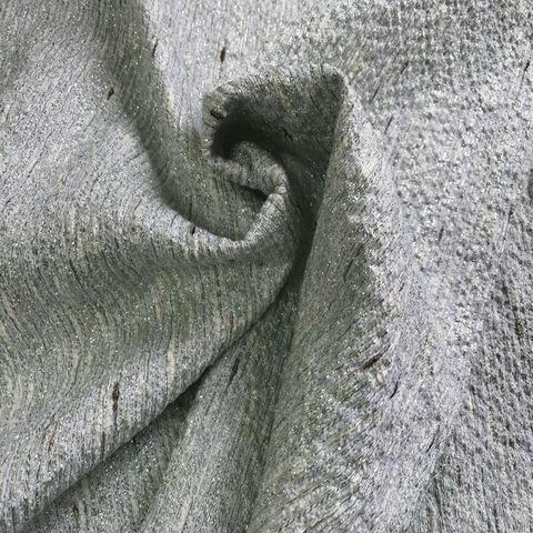 Ткань твид летний голубой 3003