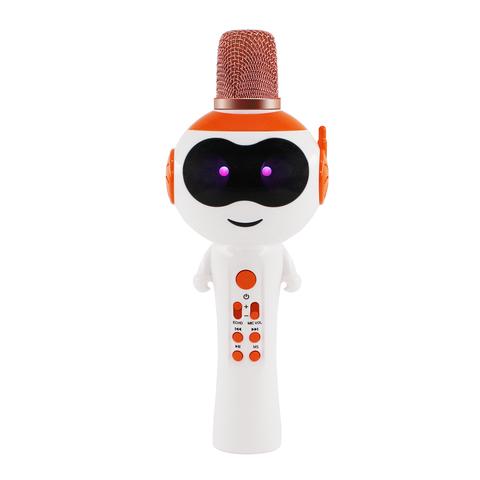 Портативная техника-Микрофон L838(оранжевый)