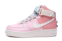 Nike Air Force 1 Mid 'Pink/Grey'