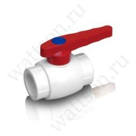 Шаровый кран для гор. воды PPR (W) - 40