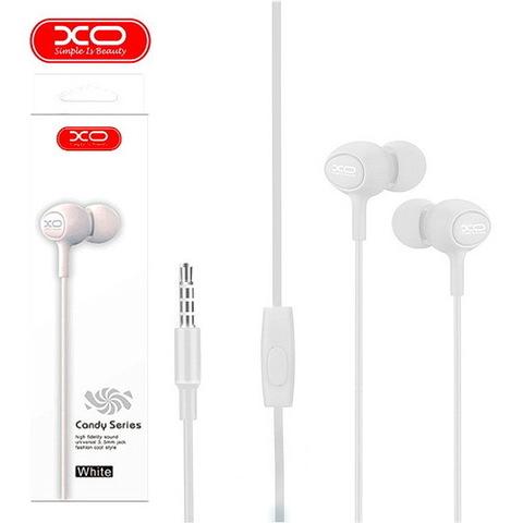 Гарнитура вакуумная XO S6 Candy music (white)