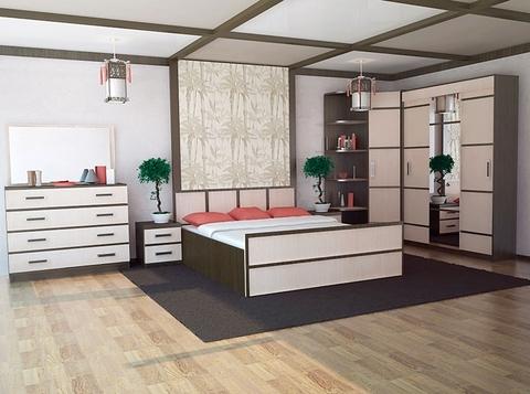 Спальня модульная Сакура-5