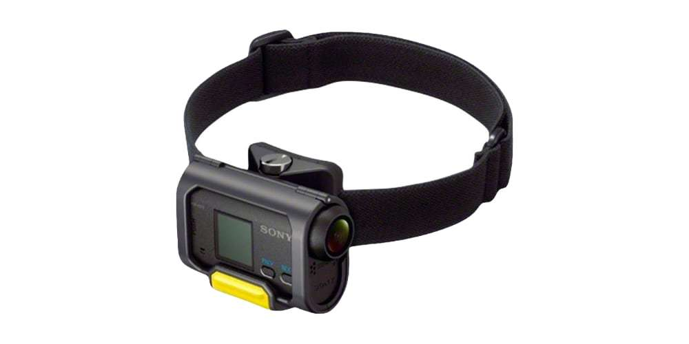 Крепление на голову Sony BLT-UHM1 камера справа