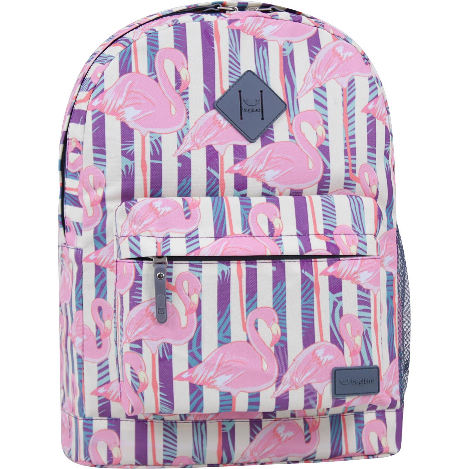 Городские рюкзаки Рюкзак Bagland Молодежный 17 л. сублімація 823 (00533664) IMG_3292_суб823_-1600.jpg
