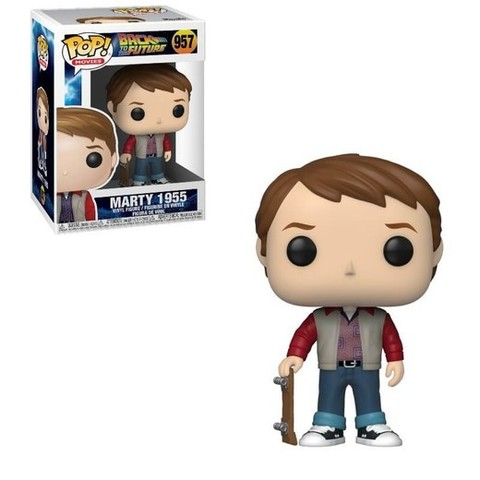 Marty 1955 Funko Pop! || Марти (Back to the Future)