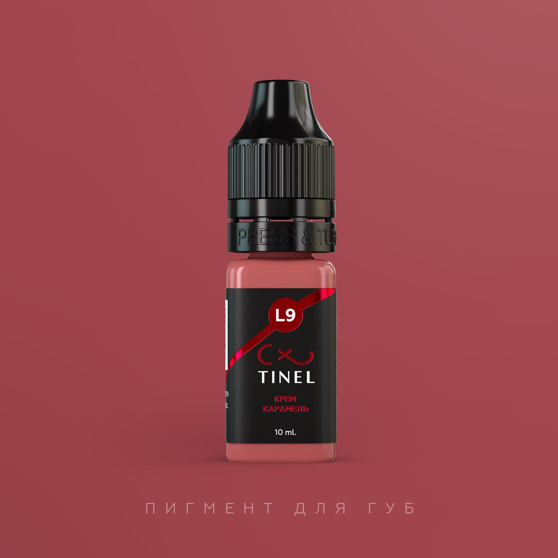 Tinel L9 Крем карамель
