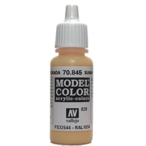 Model Color Sunny Skin Tone 17 ml.
