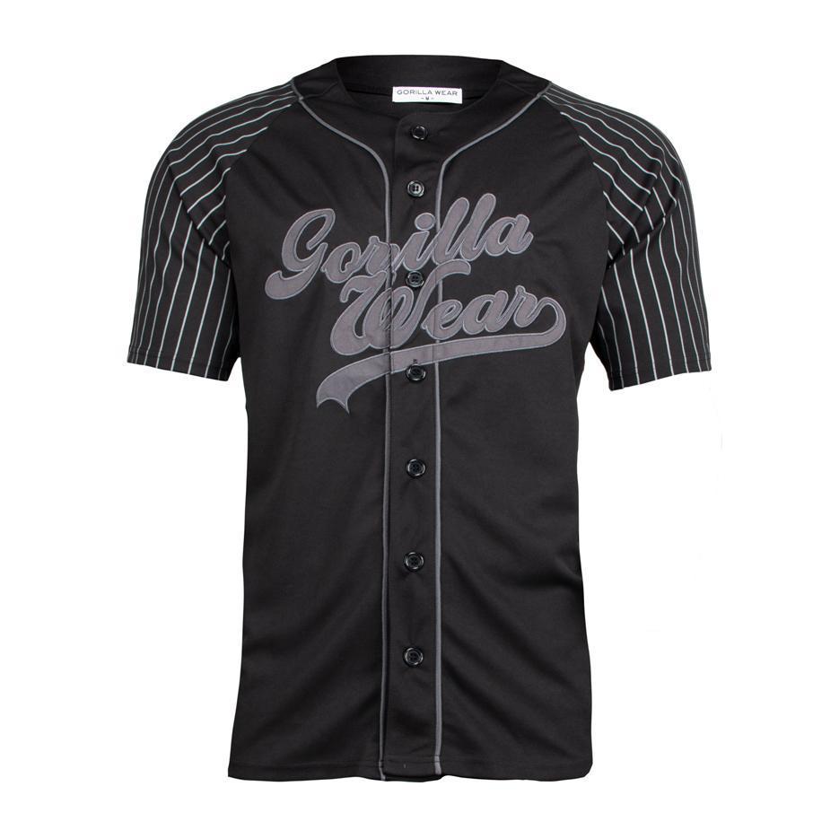 Рубашка 82 Jersey Black