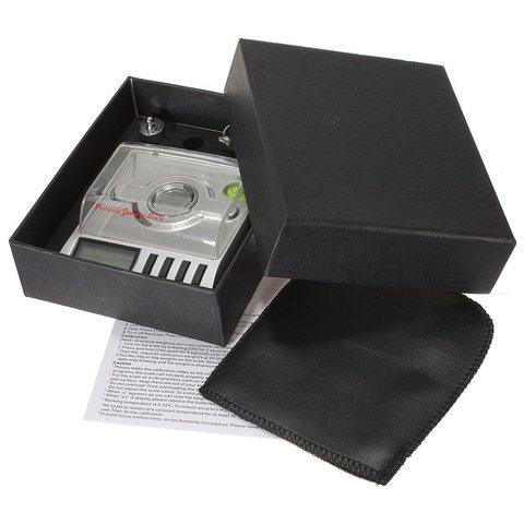 Электронные весы, лабораторные с точностью 0,001 г, максимальный вес - 30 г