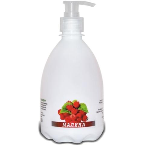 Фабрика Ромакс Лесные ягоды Мыло жидкое Малина 500мл