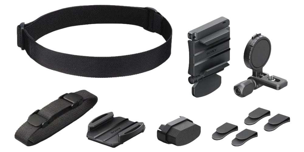 Крепление на голову Sony BLT-UHM1 комплект