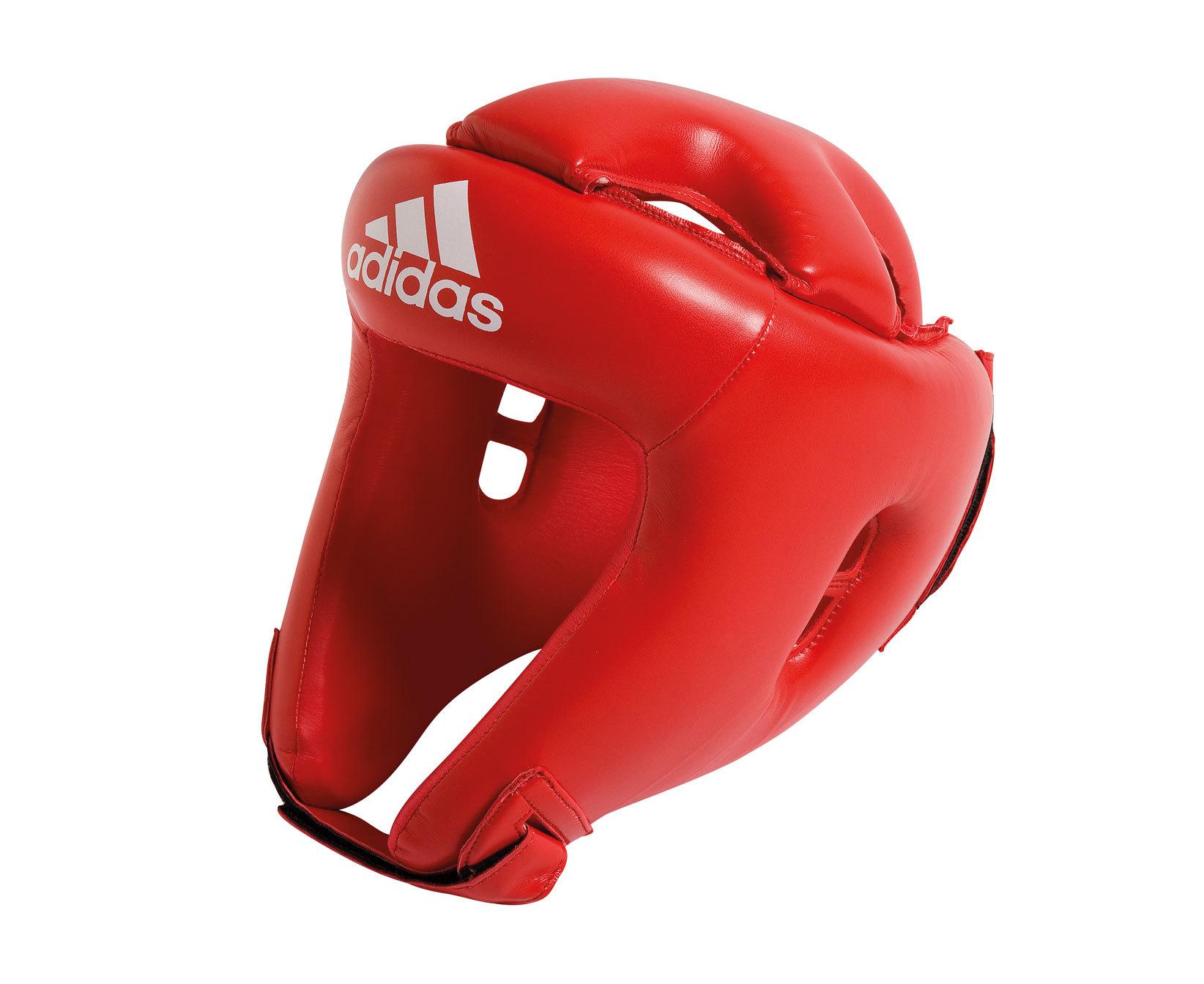 Шлемы ШЛЕМ ДЛЯ КИКБОКСИНГА COMPETITION HEAD GUARD ADIDAS shlem_bokserskiy_competition_head_guard_krasnyy.jpg
