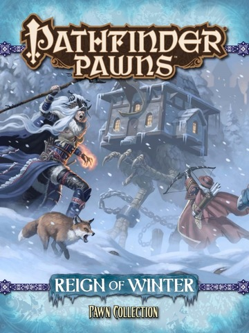 PTHF: Reign of Winter Pawn Collection