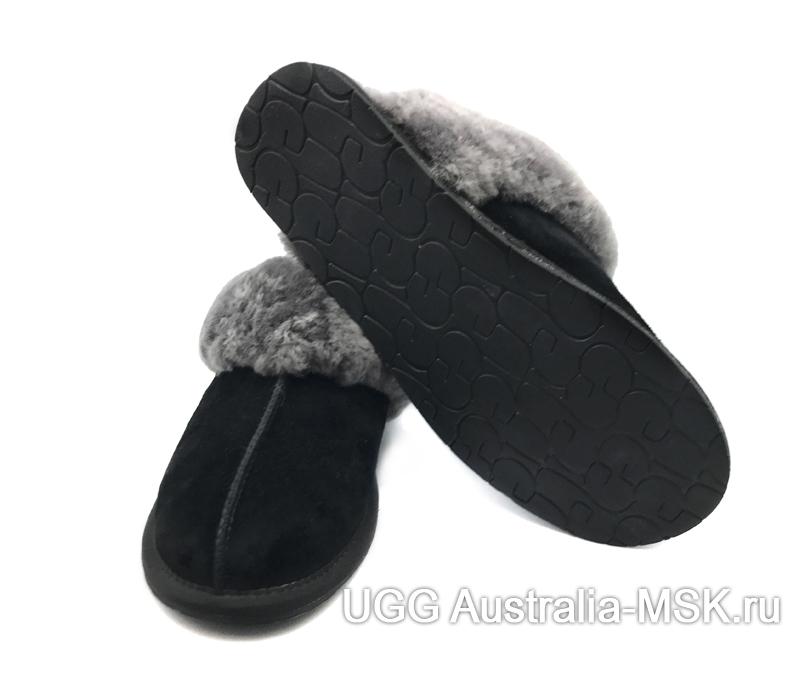 UGG Slipper Scufette  Black