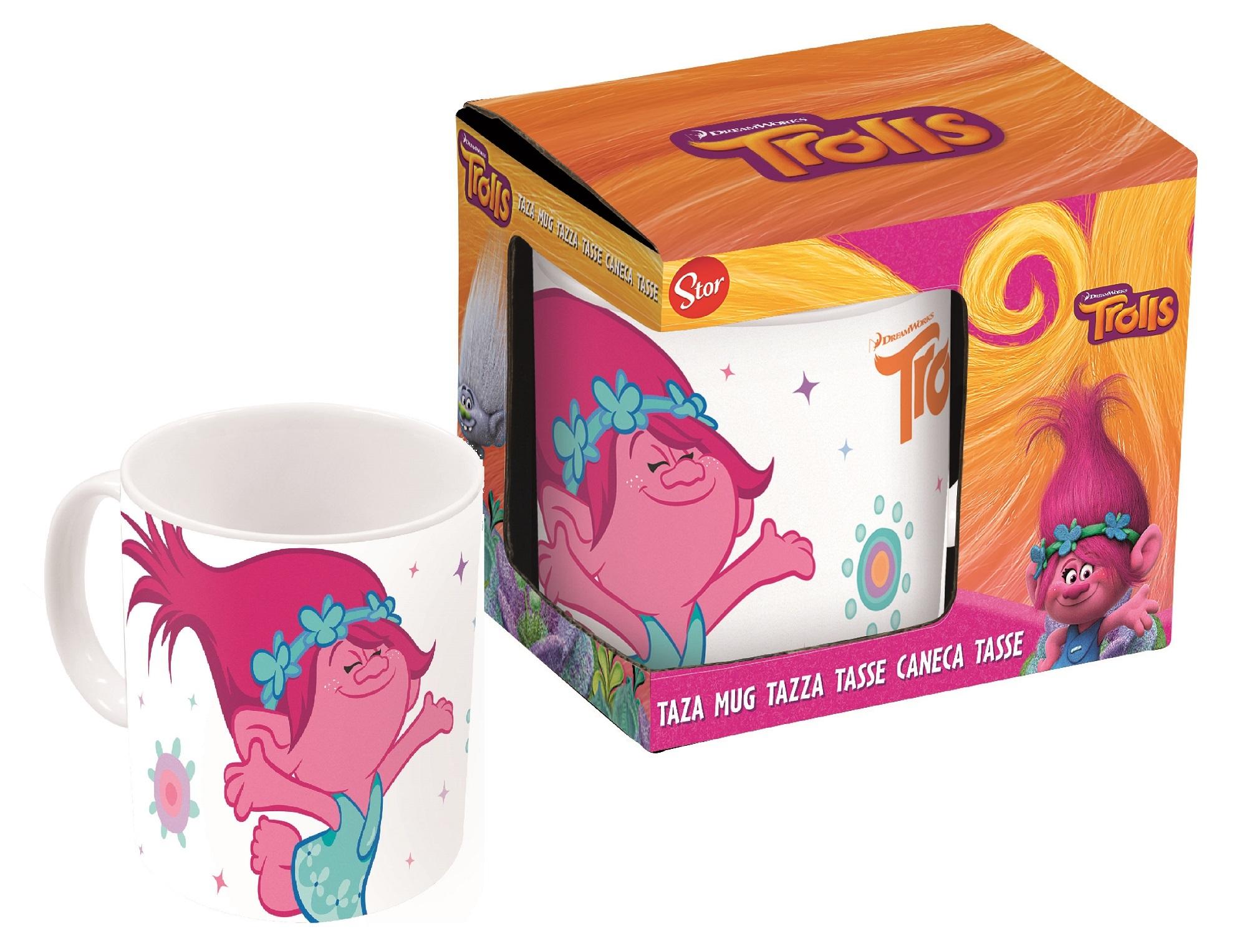 Тролли Кружка керамическая — Cup Trolls