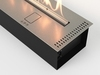 Автоматический биокамин Good Fire 1000 INOX линия огня