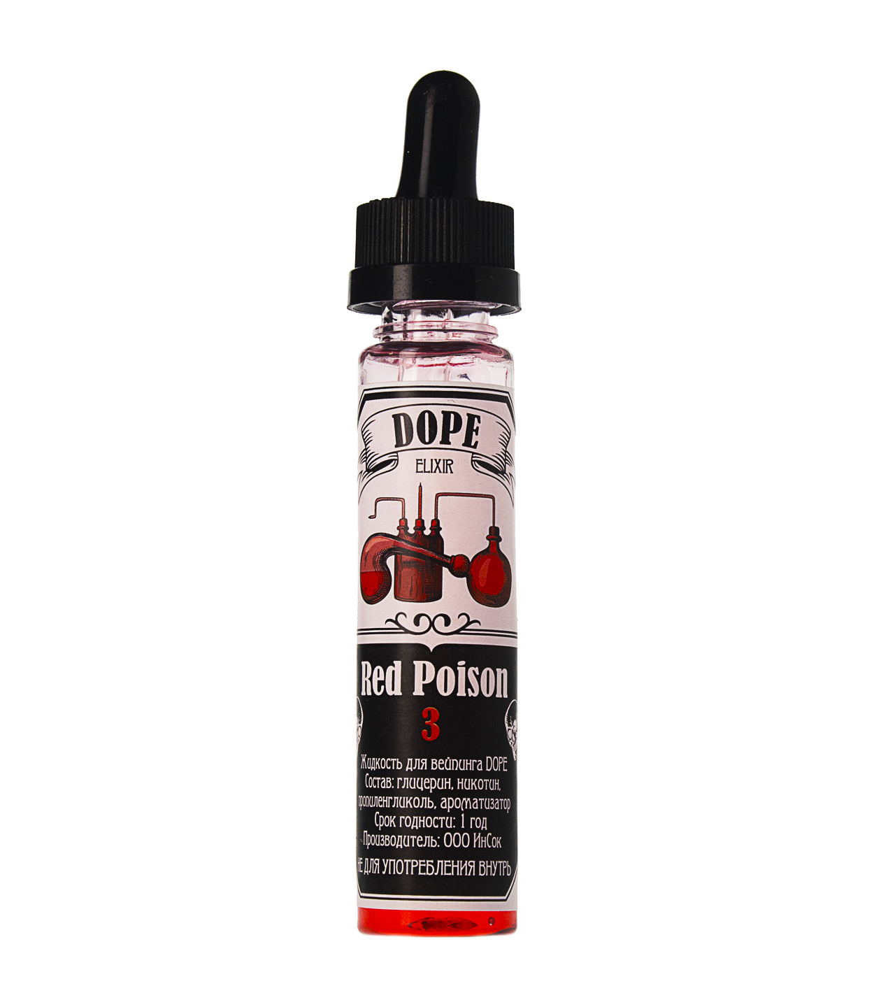 Dope Elixir:Red Poison 30 мл фото #1