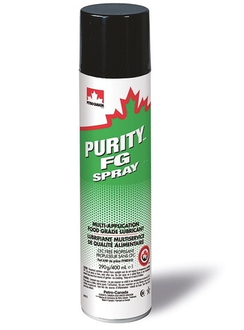 PURITY FG SPRAY (400 мл) смазка пищевая спрей