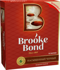"Чай черный ""Brooke Bond"" 100*2г"