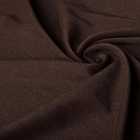Ткань софт Грета коричневый