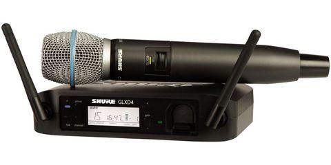 SHURE GLXD24E/B87A вокальная радиосистема