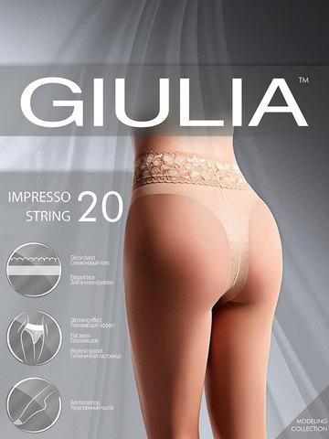 Колготки Impresso String 20 Giulia