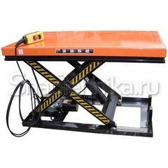Платформа с электроподъемом HW 1000l