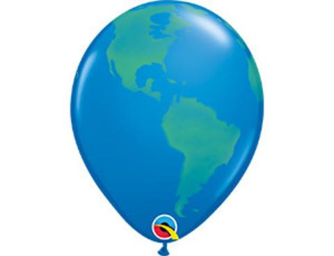 Воздушные шары планета Земля