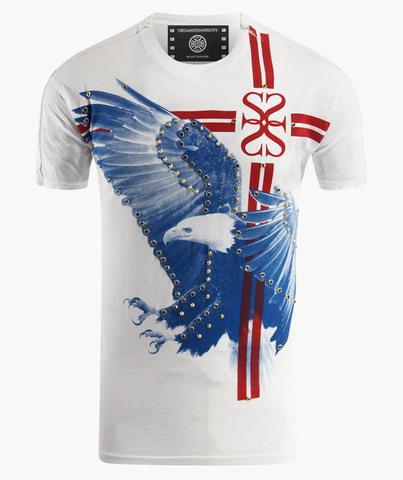 Футболка AMERICAN EAGLE The Saints Sinphony