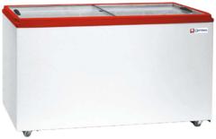 Ларь морозильный  OPTIMA 550СD PRIME  ( с прямым стеклом ) (1500х632х794h,  кВт.ч./сут4,9)