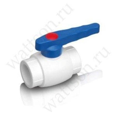 Шаровый кран для хол. воды PPR (W) - 40