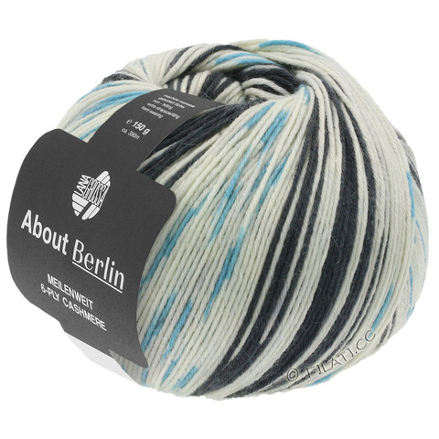 Lana Grossa About Berlin Meilenweit 6-ply Cashmere 455 купить пряжу