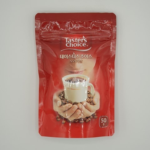 Кофе растворимый Original TASTER'S CHOICE, 50 гр